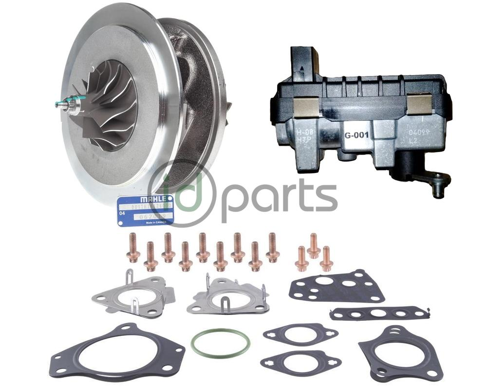 Turbocharger Rebuild Kit (OM642)
