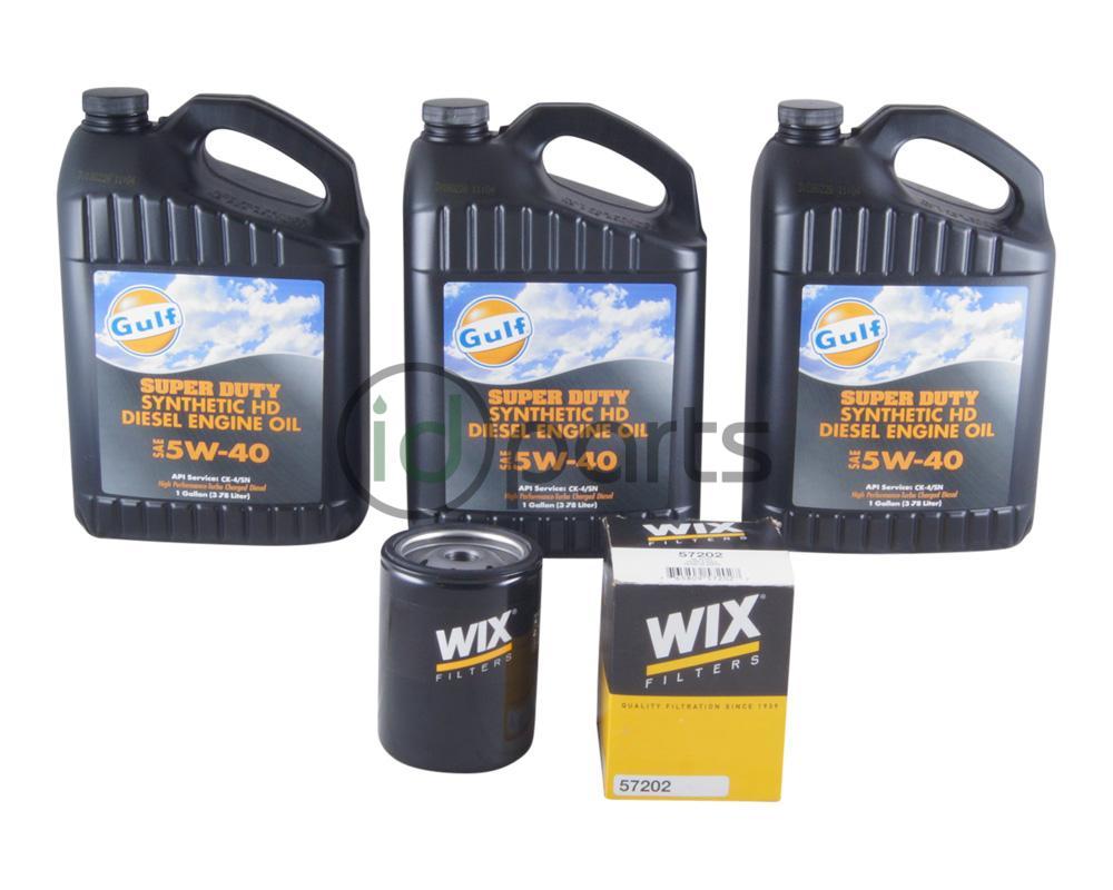 Oil Change Kit (Duramax 6 6L)