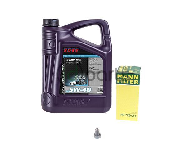 A4 Alh Oil Change Kit 505 00 074115562 Idparts Com