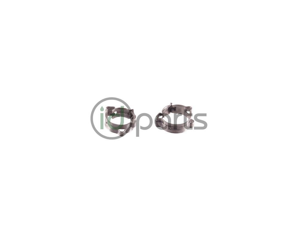 fuel filter hose clamps [oem] (om642) · oem mercedes-benz