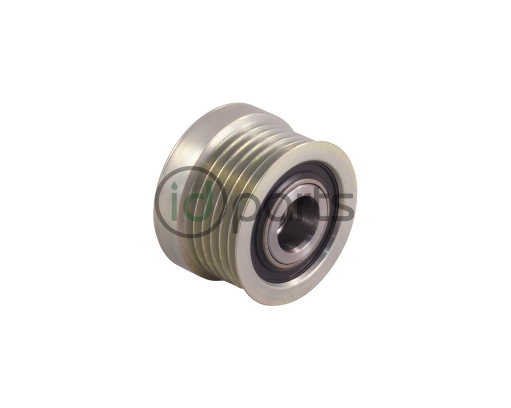 Clutched Alternator Pulley Upgrade (E70 X5d)