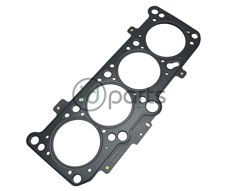head gasket. head gasket for ahu and 1z engines in a3 jettas b4 passats. make sure you know how many holes (signifying thickness) your original has on the tab