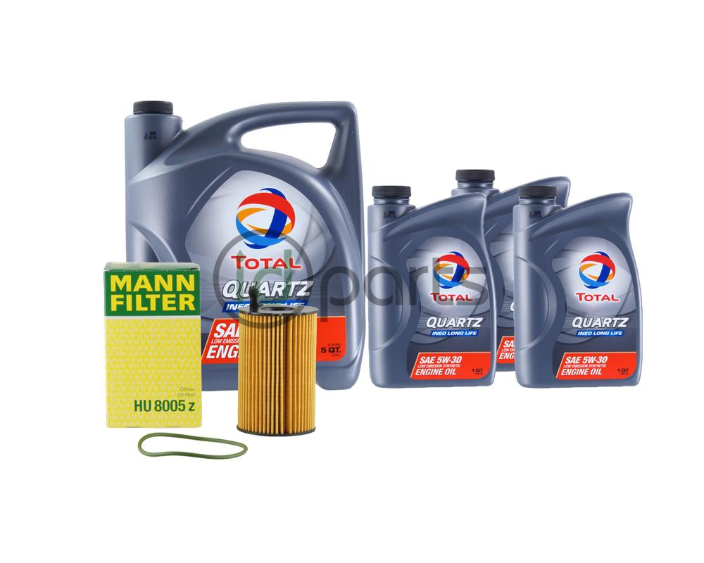 Oil Change Kit CNRBCPNB HP L - Oil for audi q5