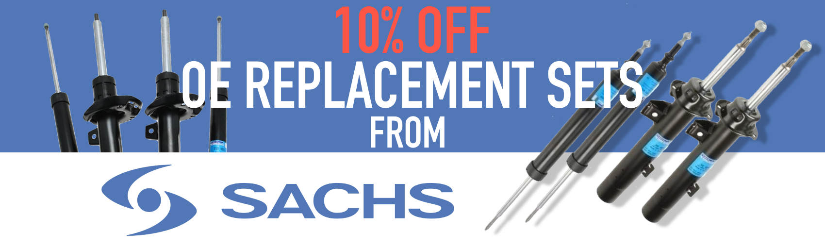 2021 Sachs OE Replacement Sale