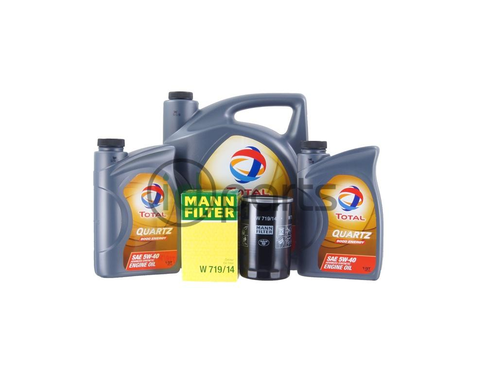 Oil change kit for the 2005 2006 jeep liberty crd equipped with the 2 8l common rail 4 cylinder motors