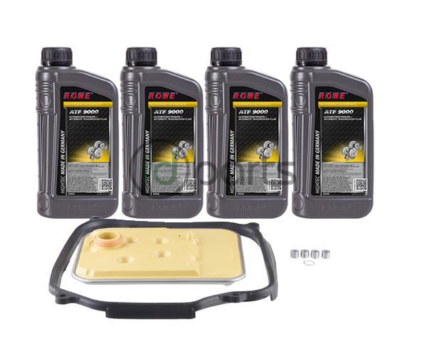 4f8d39ea1f1 Complete service kit with fluid for the 4-speed automatic transmission in  1999-2003 MkIV Golf TDI