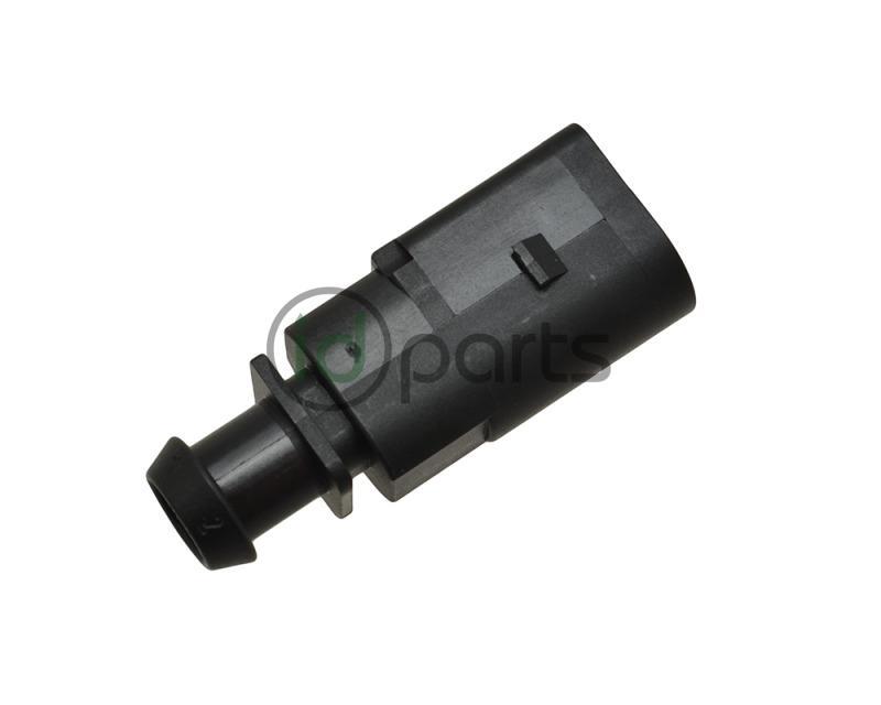 Brake Wear Sensor Connector Car Side (VW)(Audi) 1J0973802 | IDParts.comIDParts.com