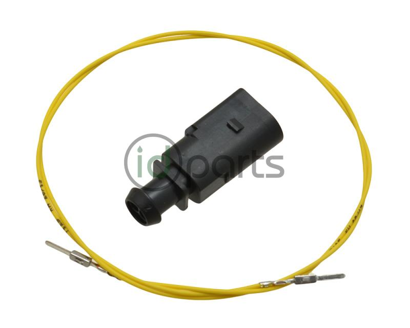 2530_brakesensorrepairkit brake wear sensor repair kit (a4)(a5) 1j0973802 000979020e bmw wiring harness repair kit at crackthecode.co