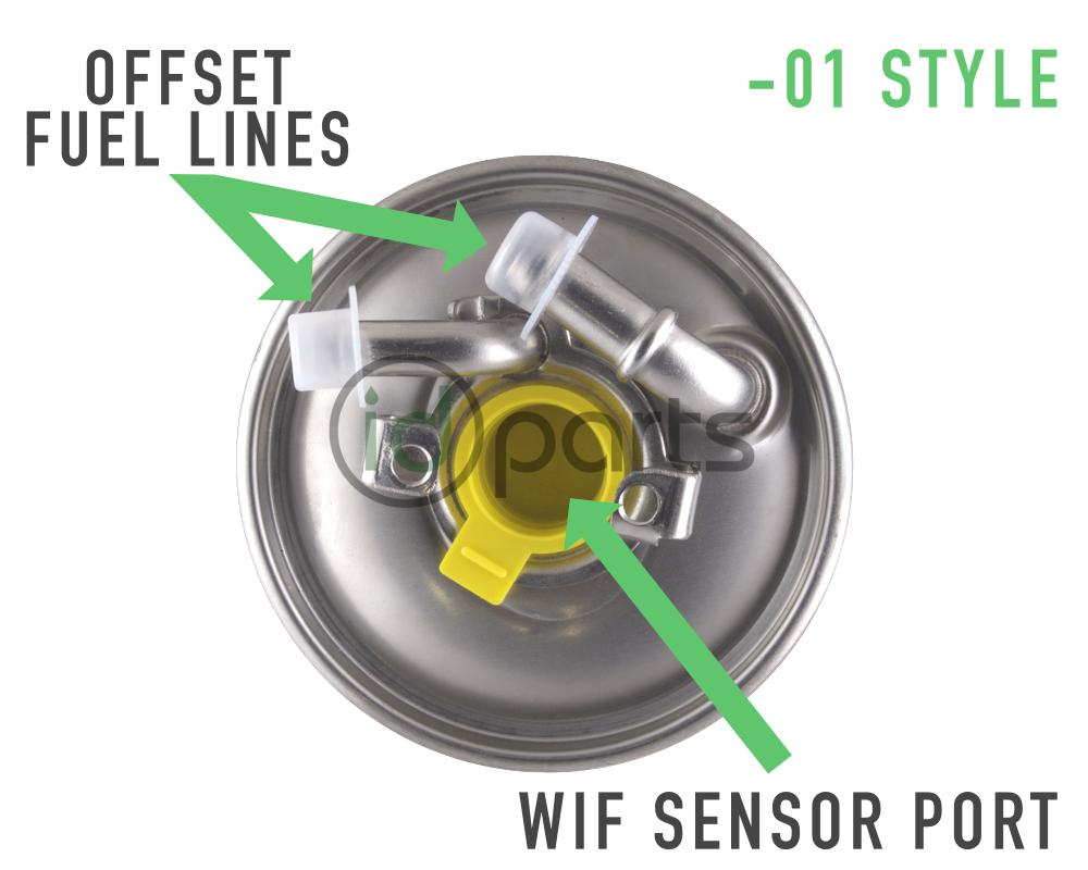 Mercedes Sprinter Fuel Filter 01 Style 6420920101 Wk842 23x Wrangler For Diesel Models Including Equipped With The Om647 Om648 And Some Om642 Engine