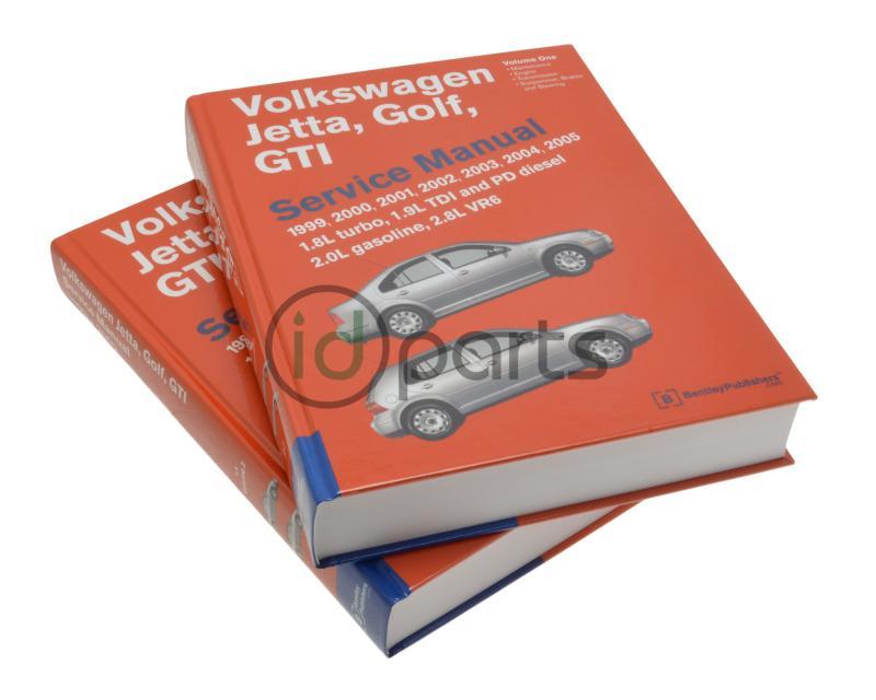 bentley repair manual paper for mkiv jetta golf 2 volume rh idparts com Volkswagen Jetta Repair Guide VW Jetta Manual Transmission
