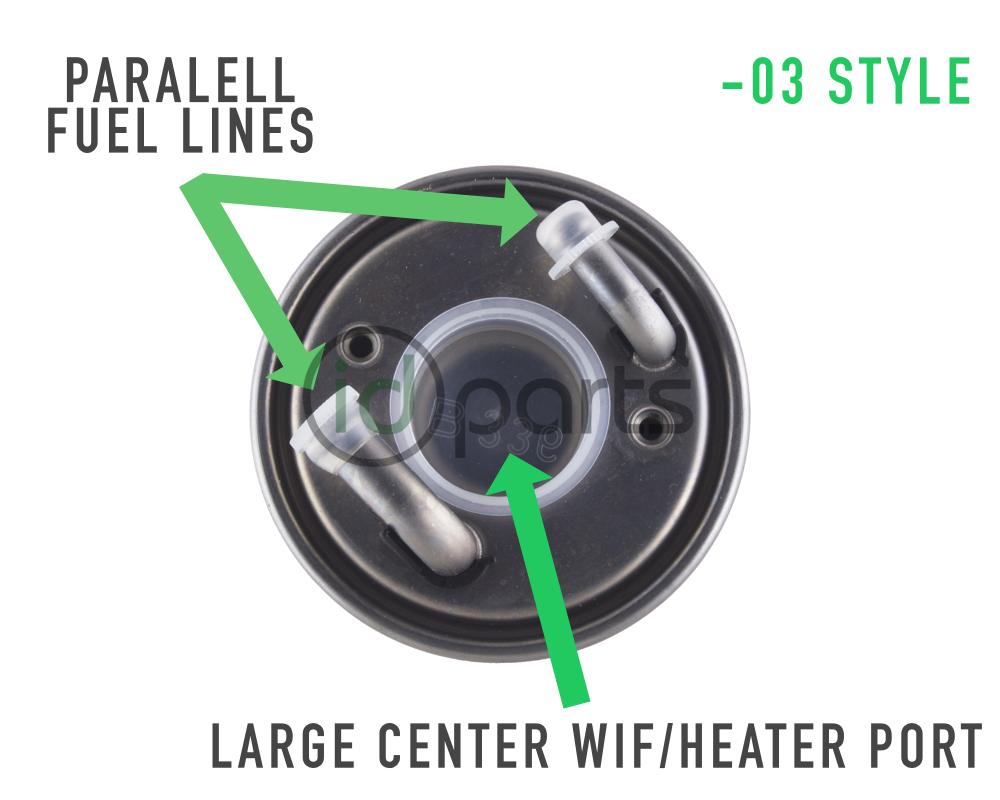 Fuel Filter 03 Style Om642 6420920301 Wk8016x Idparts Com