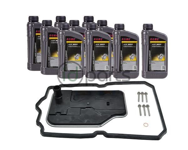 Automatic Transmission Service Kit w/ 236 14 Fluid (Mercedes 7-Speed 722 9  Early)