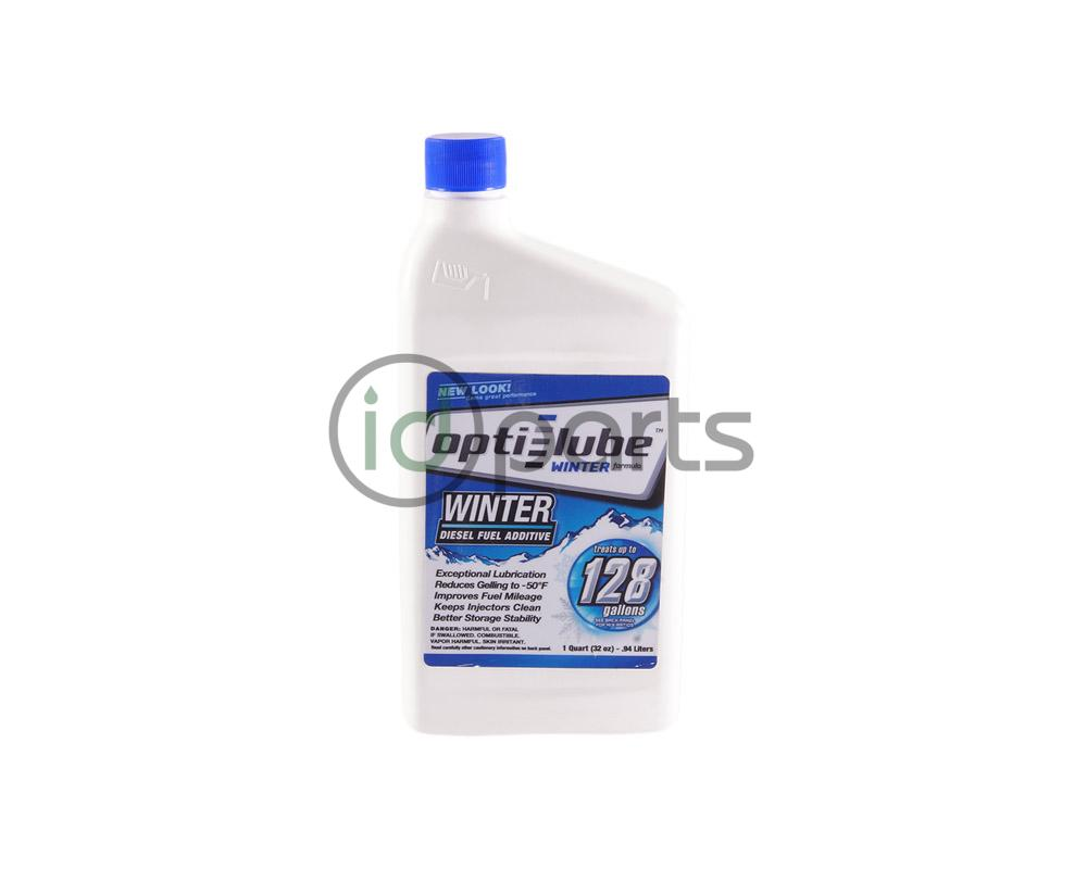 Opti-Lube Winter Formula 1 Quart Fuel Additive