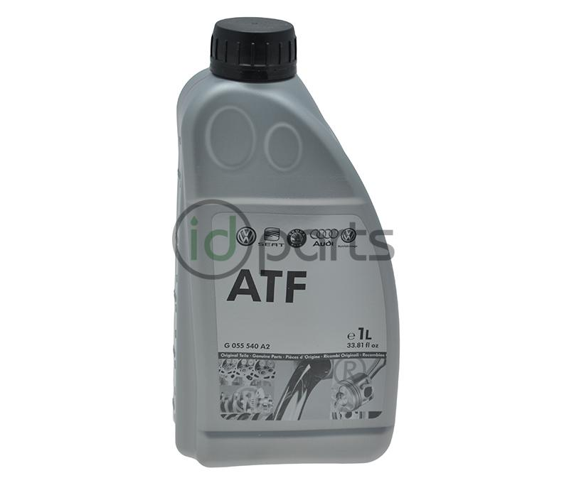 Automatic Transmission Fluid 8-Speed ATF [OEM] (7P)(4L 2011+))