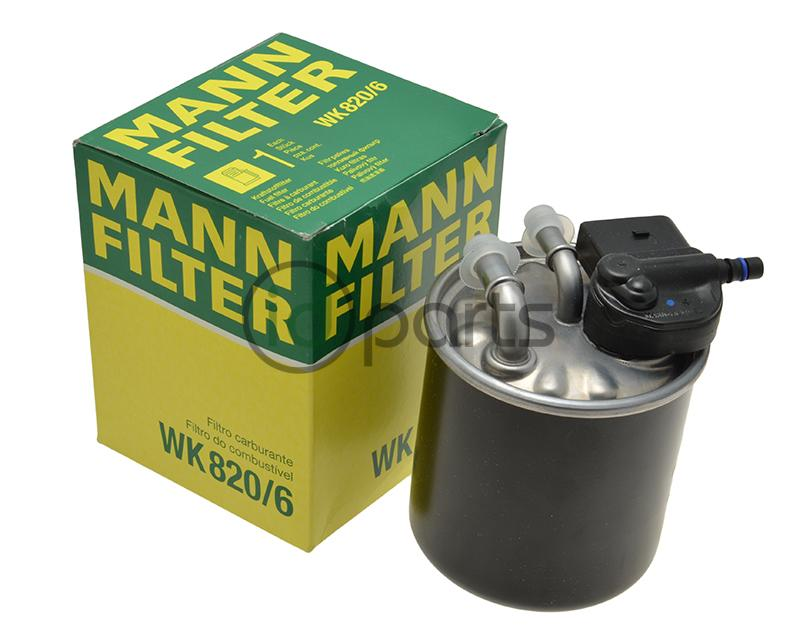 Mercedes sel Fuel Filter 5-Pin OM642 OM651 Early - 6420906052 ...