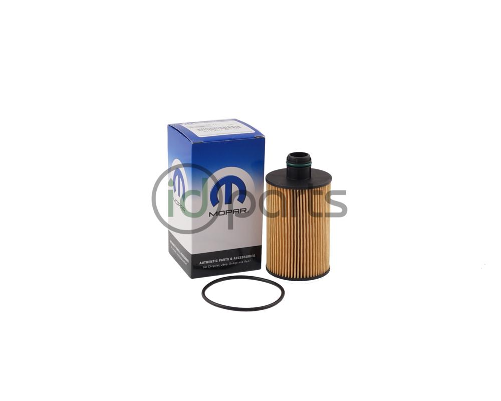Mopar 68229402aa Oil Filter Ram Ecodiesel Jeep Cherokee Fuel Filters Oem For 30l Engine Used In The Dodge 1500 And Wk2 Grand