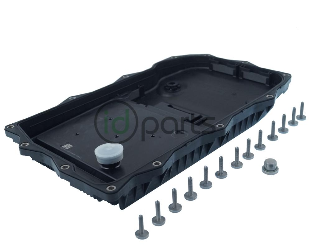 Transmission Filter Pan Assembly (ZF 8HP70D)