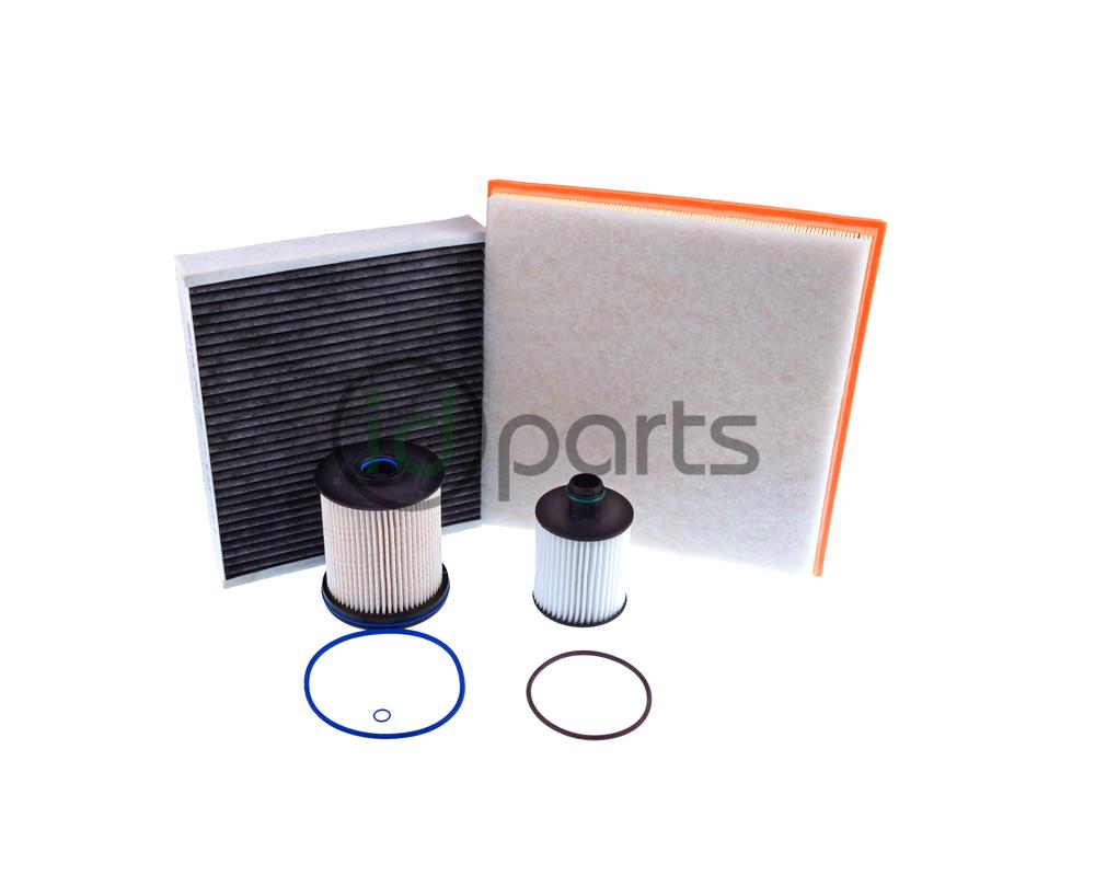 Complete Filter Pack Cruze Gen1 19301505 Fuel For The 2014 2015 Chevrolet Diesel Includes Oe Acdelco Or Ufi Oil And Plus A Charcoal Cabin Air