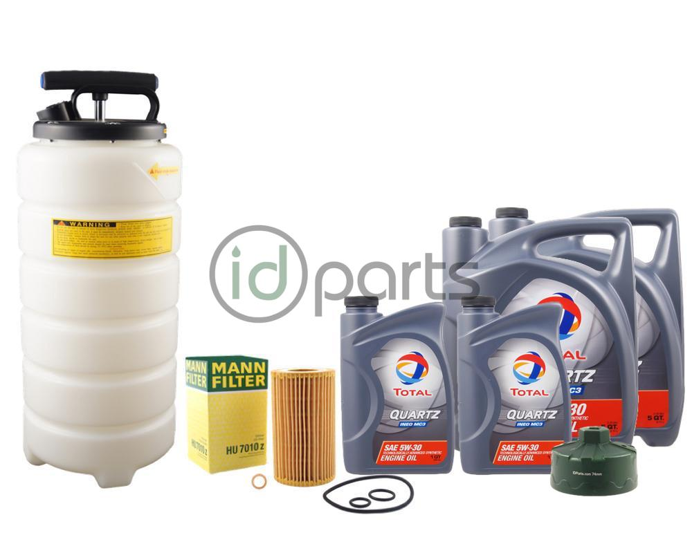 Sprinter oil change starter kit 22951 idparts this kit includes all the items you need to complete an oil change yourself without ever crawling solutioingenieria Gallery