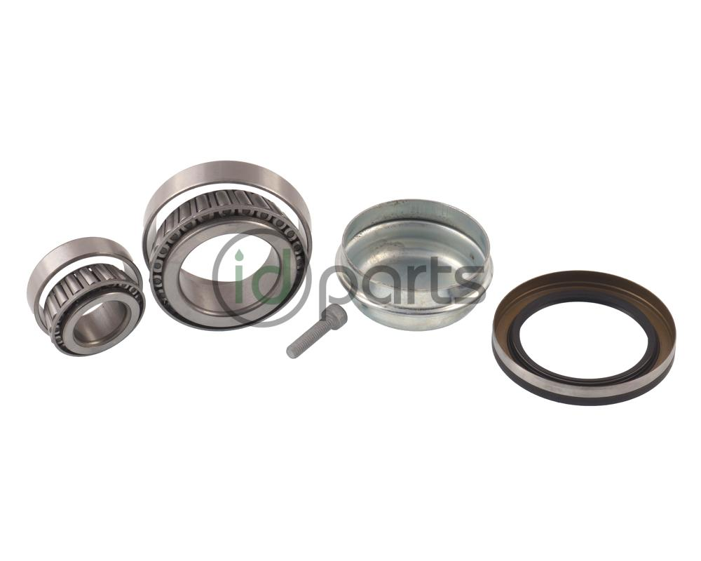 Front Wheel Bearing Kit For The W211 Chis E320 Cdi And Bluetec