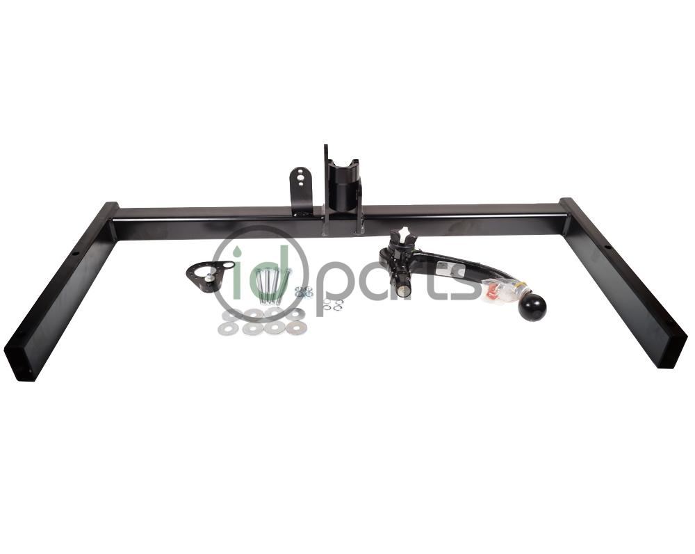 Volkswagen Passat B55 Bosal Trailer Hitch 050 033 How To Wire A This Swan Neck Is An Elegant Way Add Up 1500kg Towing Capacity Your Tdi The Replaces Rear Bumper