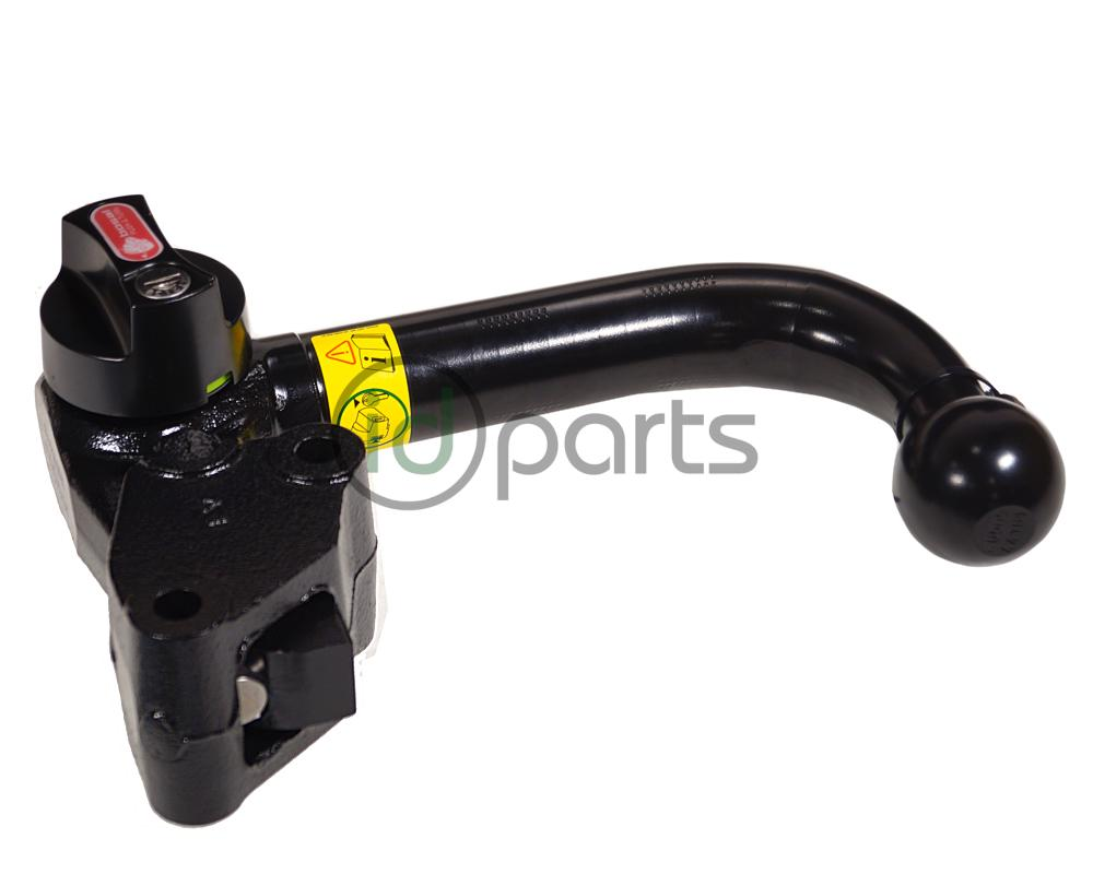 Bosal Swan Neck Trailer Hitch (Touareg)(Audi Q7) Picture 2