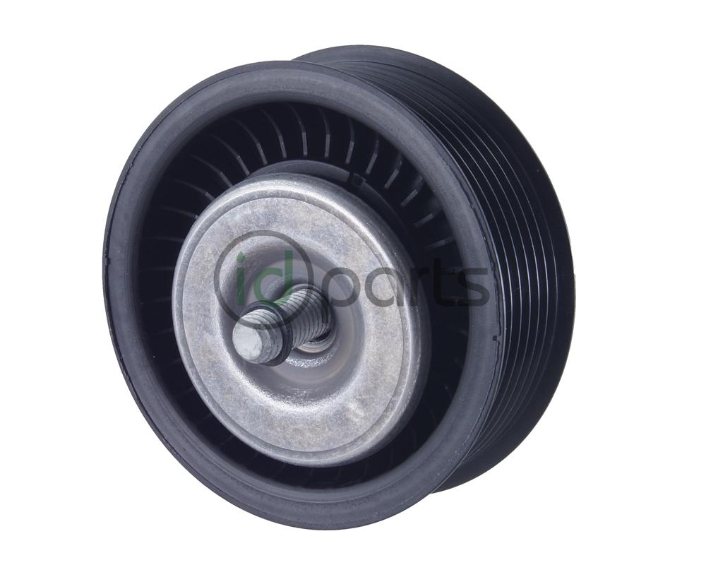 Grooved Serpentine Idler Pulley (W166)(X166) Picture 2