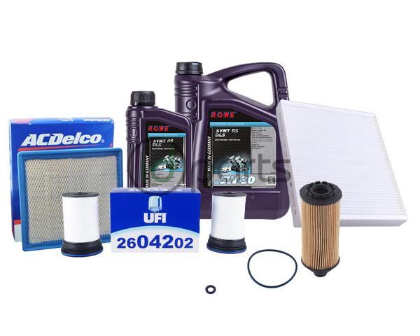 2.8 L Duramax >> Chevy Colorado 2 8l Duramax Diesel Complete Service Kit 12679114