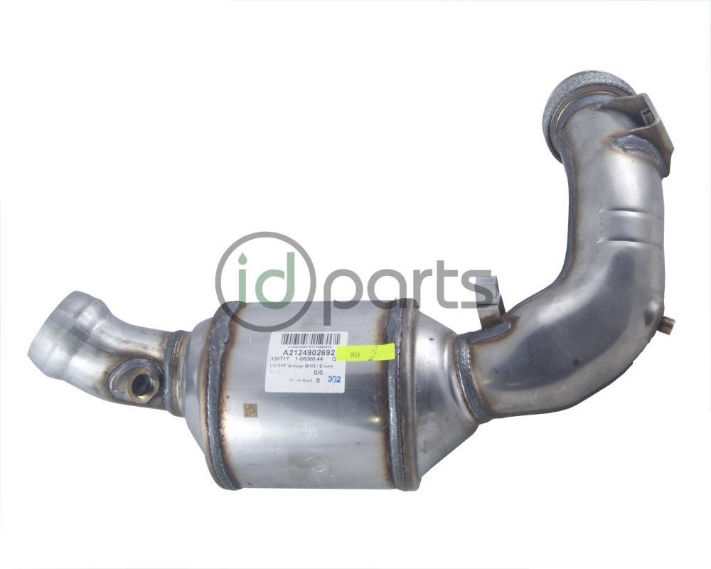 Diesel Particulate Filter (W212)