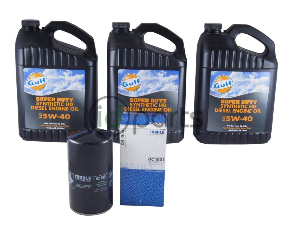 Oil Change Kit (Cummins 6 7)