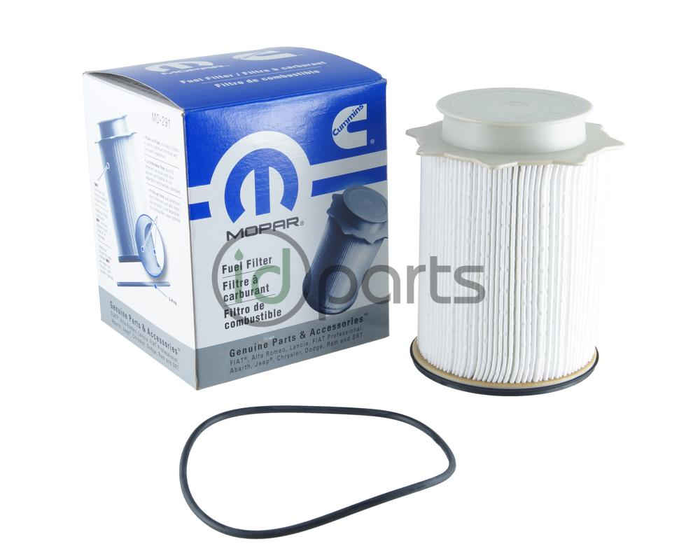 Cummins Fuel Filter W Housing Etk Gen 4 68157291aa 2013 Ram 3500 For The 4th Generation With 67l Engine Code