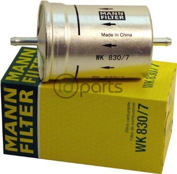 [ZHKZ_3066]  Fuel Filter for 1.8T Passat 1H0201511A WK830/7 | IDParts.com | 1 8t Fuel Filter Mann |  | IDParts.com