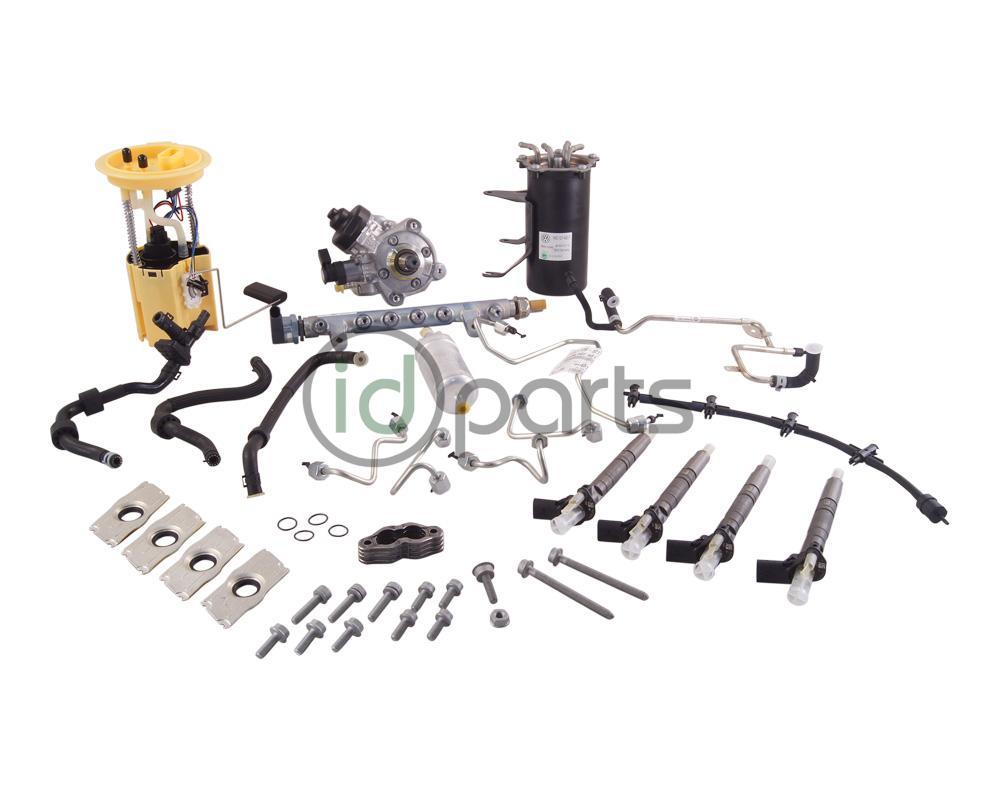 High Pressure Fuel Pump Replacement Kit (CBEA)(CJAA)