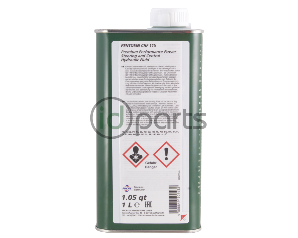 Steering Fluid For Many Vw Mercedes And Bmw Models