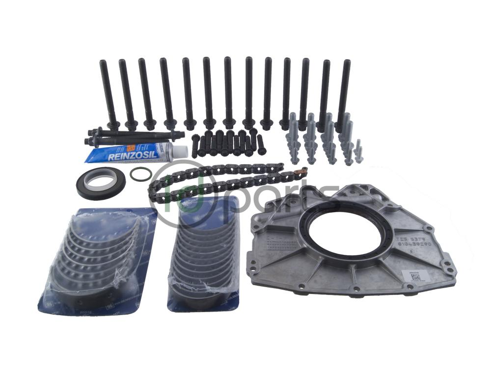 Block Rebuild Kit For The Om642 Engine Used In Ncv3 Sprinter Van Mercedes Ml Gl E And R Cl Plus 07 08 Grand Cherokee Crd