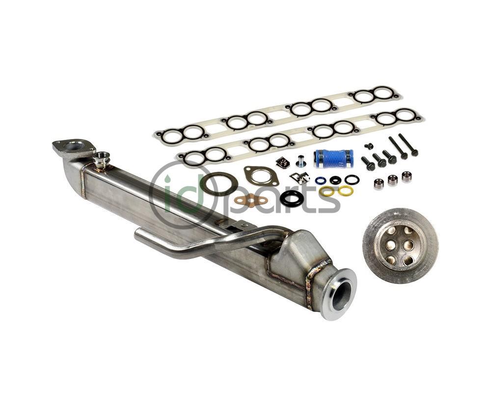 ford powerstroke 60l egr cooler 4c3z9p456aa 4c3z9p456ac