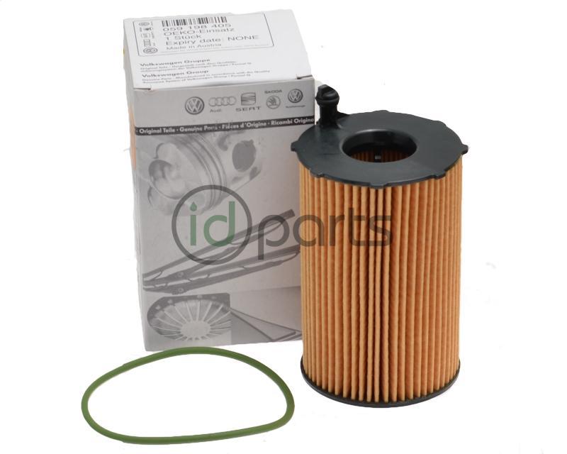 Oil Filter OEM L TDI Late IDPartscom - Oil for audi q5