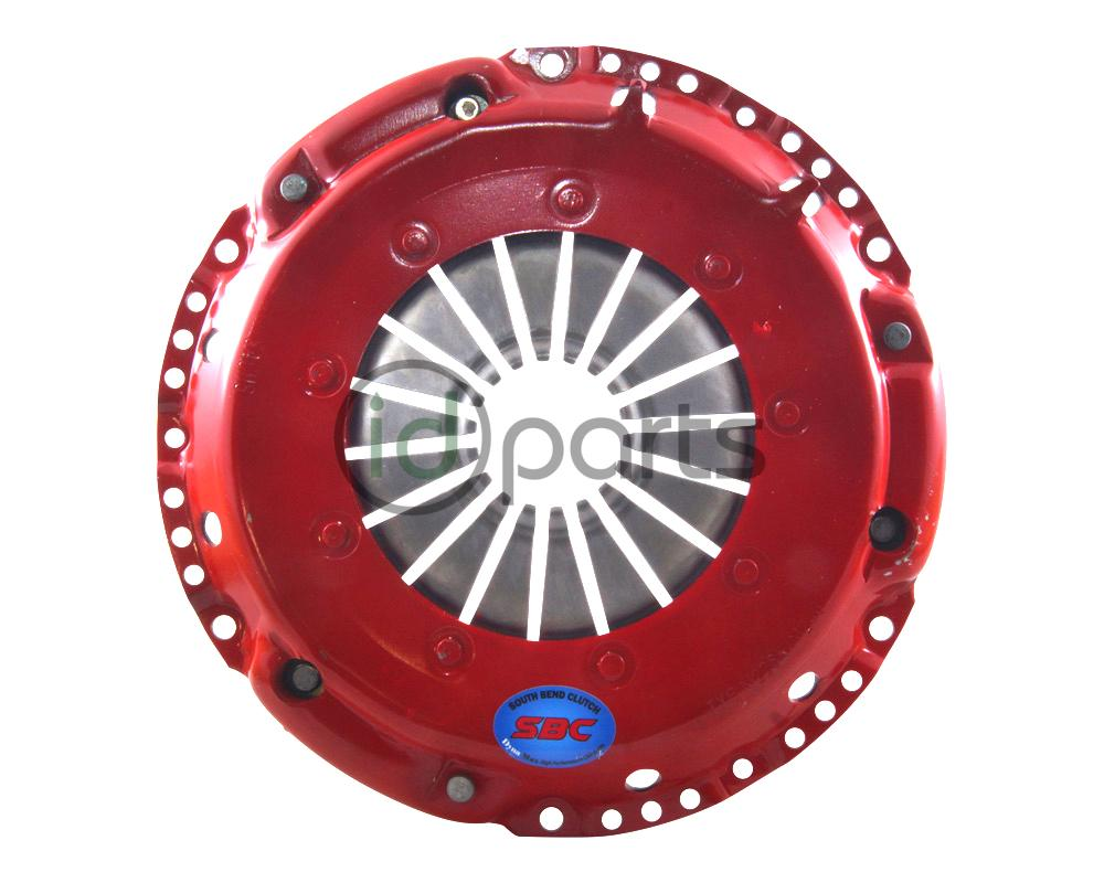 SBC Stage 2 Daily Clutch Kit w/SMF (5-Speed) Picture 2