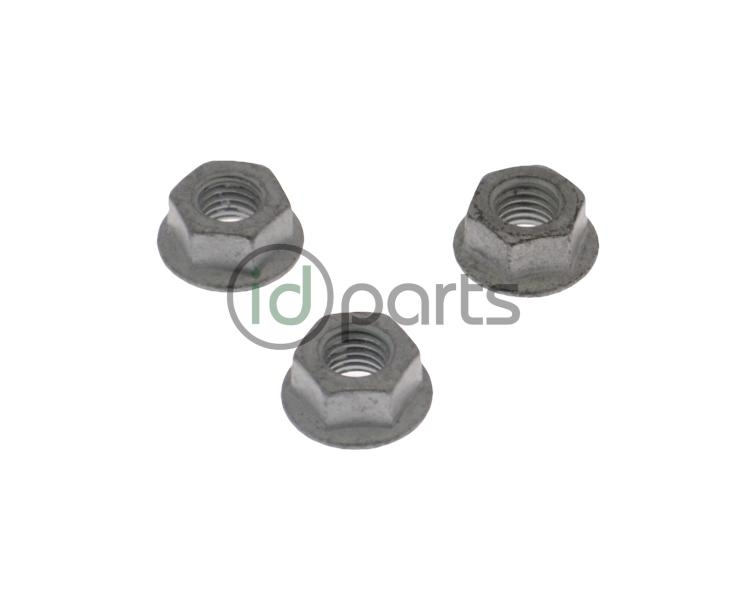 Ball Joint Nuts Set of Three (A5)(Mk6) Picture 1