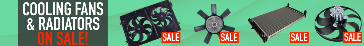 Cooling Fan & Radiator Sale