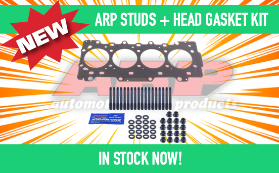Liberty CRD ARP Studs + Head Gasket Kit