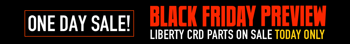 Black Friday Preview Sale Liberty CRD