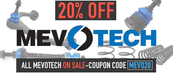 20% All MEVOTech Parts!
