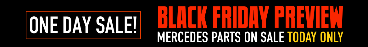 Black Friday Preview Sale Mercedes