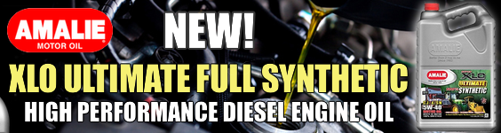 New! Amalie Full Synthetic Diesel Oil