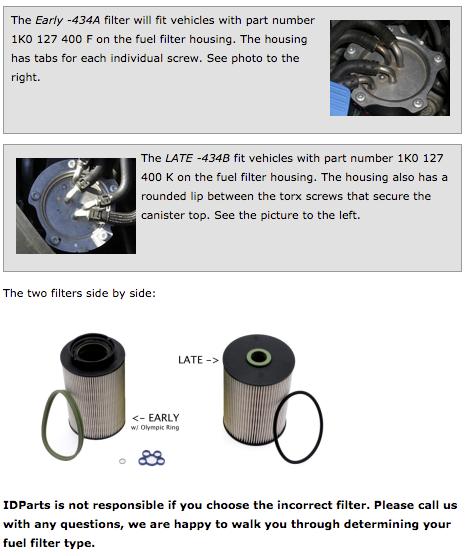 [ZHKZ_3066]  Complete Filter Pack (BRM CBEA CJAA) 071115562C | IDParts.com | 2009 Vw Pat Fuel Filter |  | IDParts.com