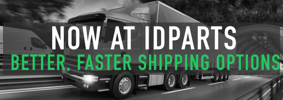 Faster & Better Shipping Options Now Available!