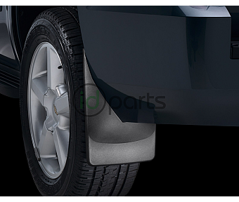 Colorado ZR2 Mudflaps - Front