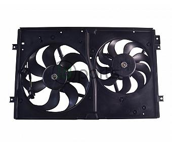 Dual Cooling Fan Assembly (A4)