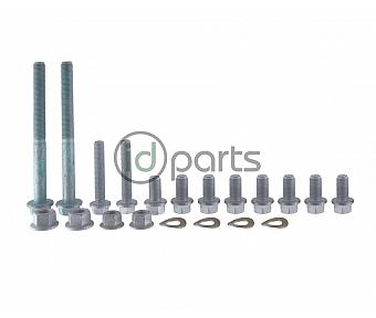 Complete Suspension Bolt Set - Struts and Shocks (T1N 2500)